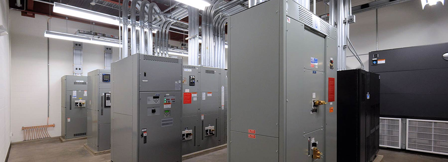 Allina Technology Center, Minneapolis Electrical Commissioning