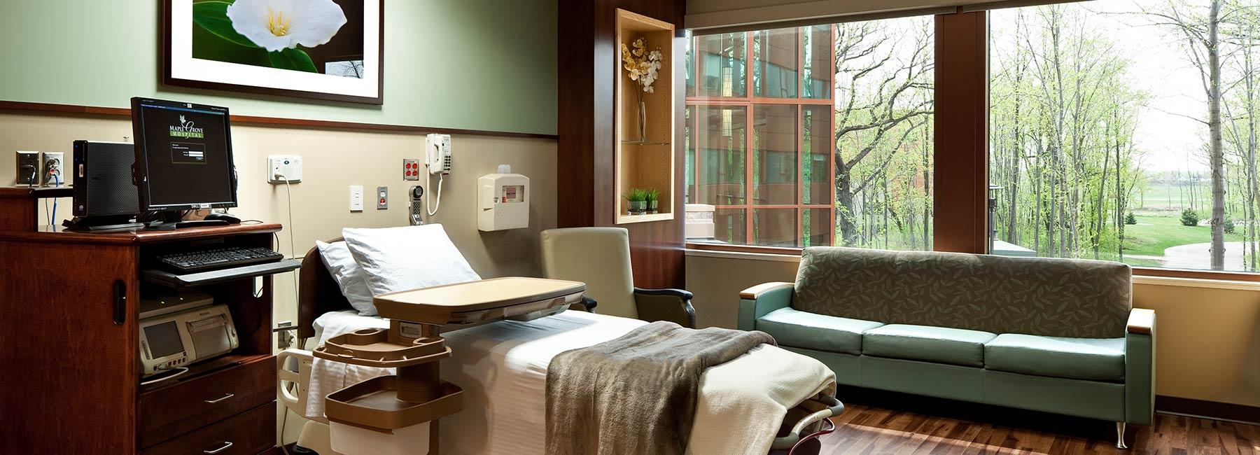 Maple Grove Hospital Dunham Associates