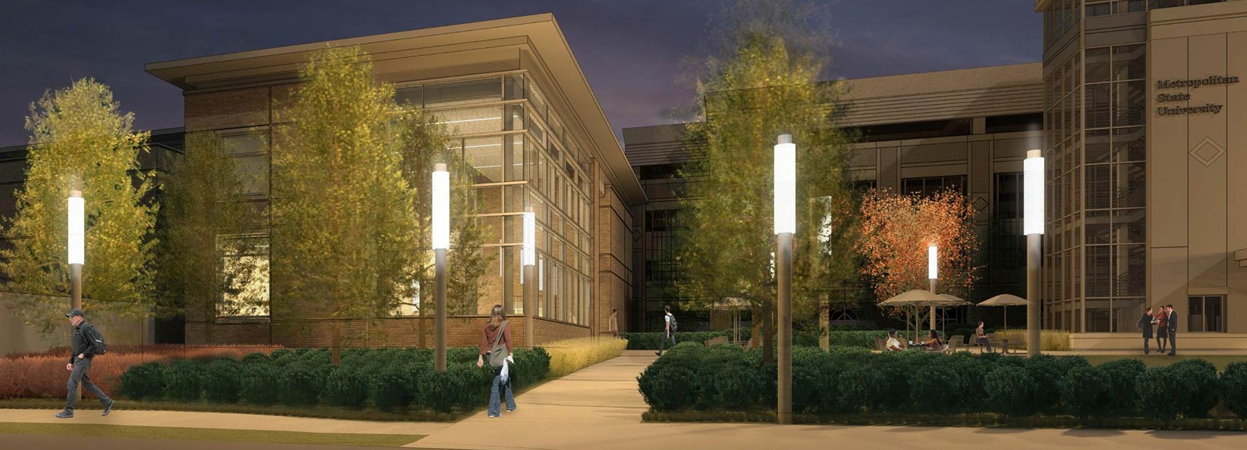 Commissioning & Energy Services, Education Engineering - Metro State University St. Paul, MN