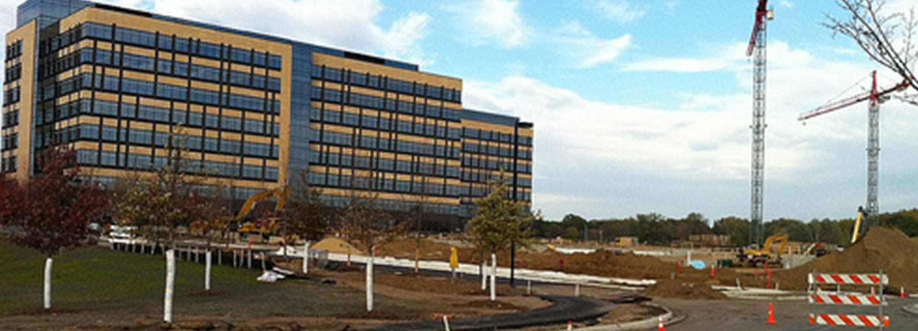UnitedHealth Group Building - Enhanced Commissioning Services