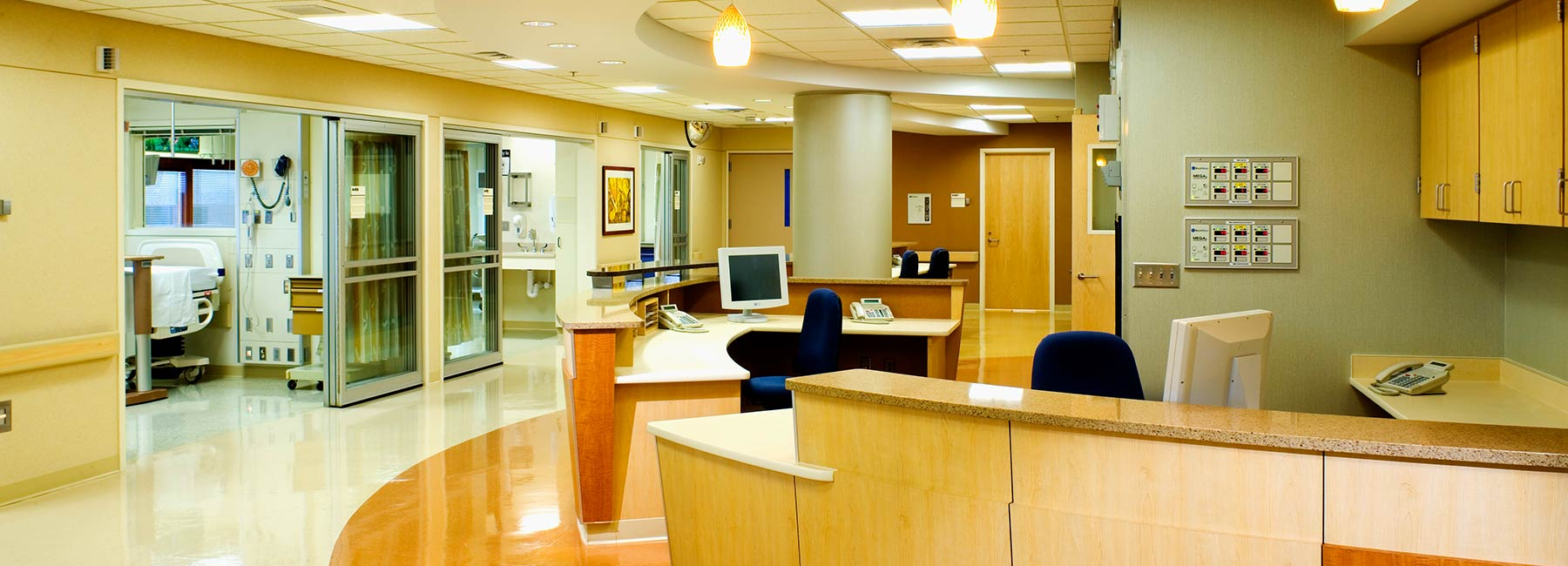 Mechanical & Electrical Engineering, Information & Communications Technology Services - U of M Health Center
