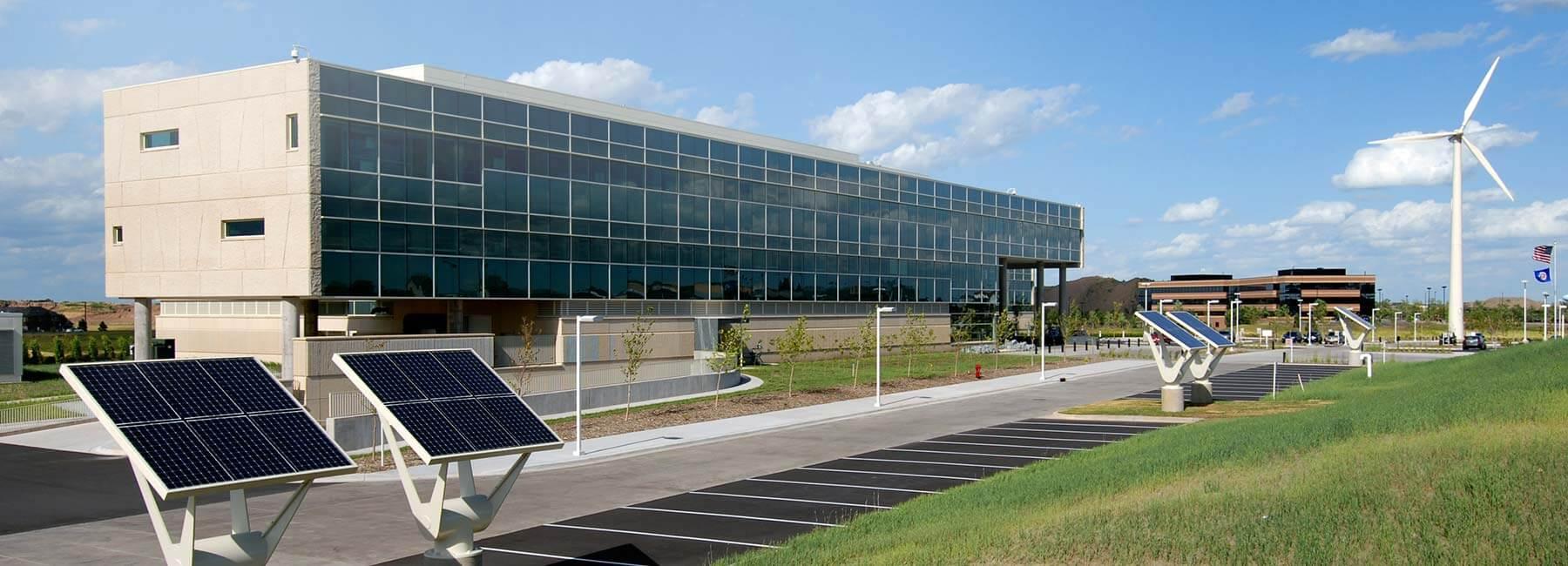 Great River Energy HQ | Dunham Projects | Dunham Associates