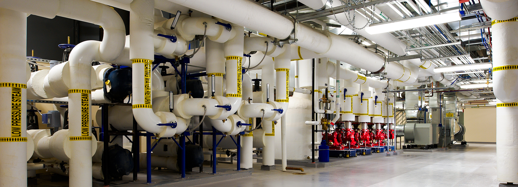 Minneapolis Mechanical Systems Engineered by Dunham Associates, Inc.