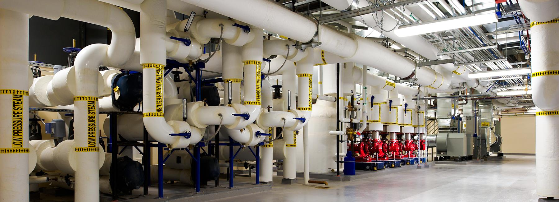 Minneapolis Mechanical Systems Engineered by Dunham Associates, Inc.