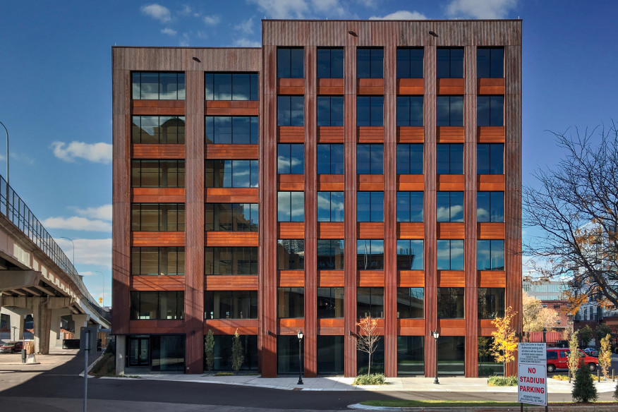 architect magazine inside america s first modern tall wood building