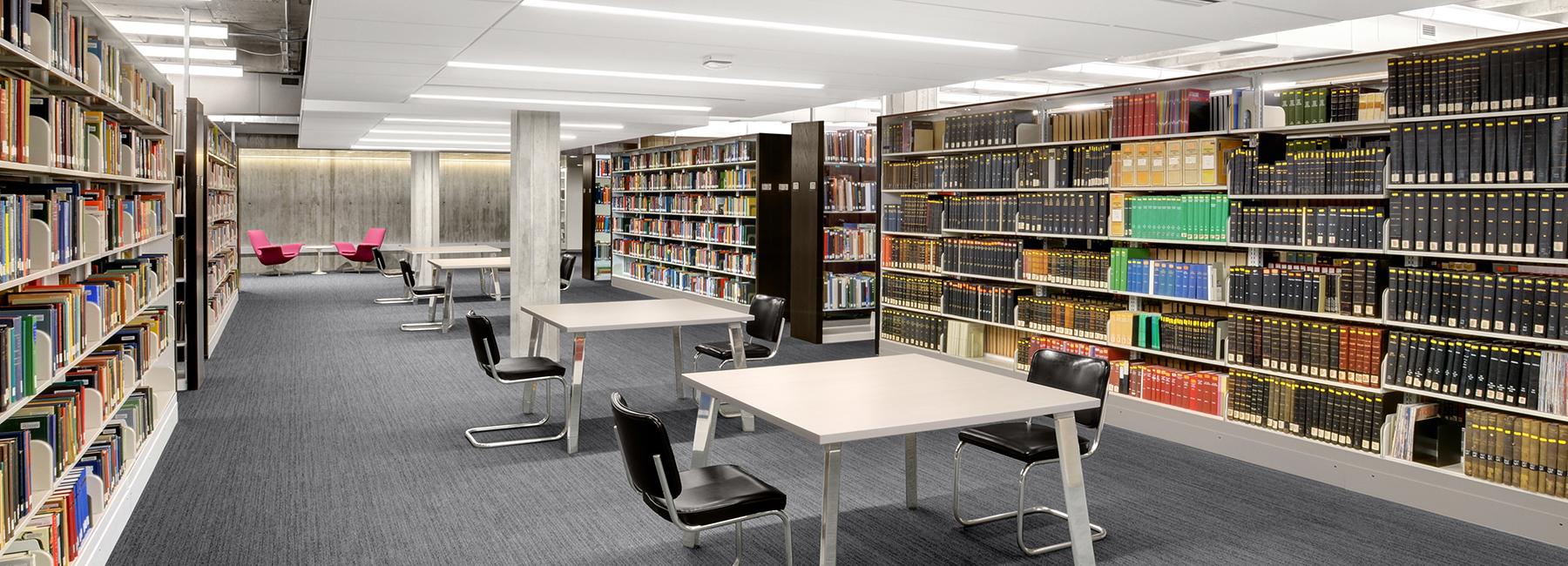 SJU, Alcuin Library